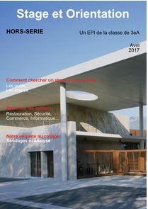 Magazine sur la découverte du monde professionnel